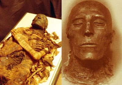 كيفية التحنيط الفرعوني صور التحنيط الفرعوني