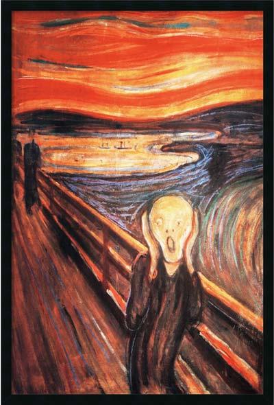 لوحات فنية غامضة وملعونة
