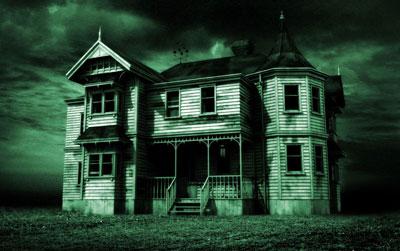 المنزل المسكون كابوس