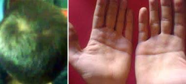 خطوط اليد الزوهري