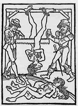 أبشع ادوات واجهزة وأساليب  التعذيب .. في العالم T013