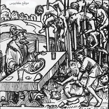 أبشع ادوات واجهزة وأساليب  التعذيب .. في العالم T014