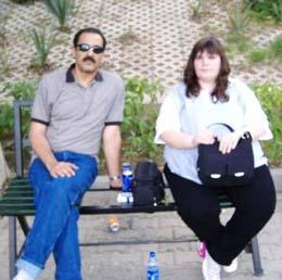 امينة وسارة : حكاية مأساة عربية في امريكا