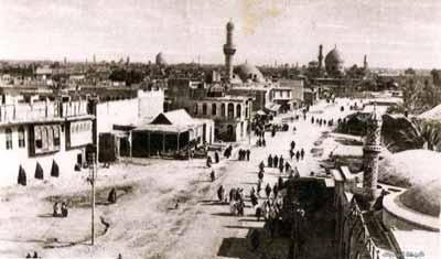 بغداد 1918 .. في الوقت الذي كان السفاح علي اصغر يعيش فيها