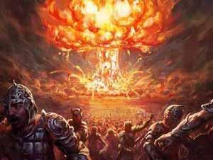 حروب نووية ماقبل التاريخ!