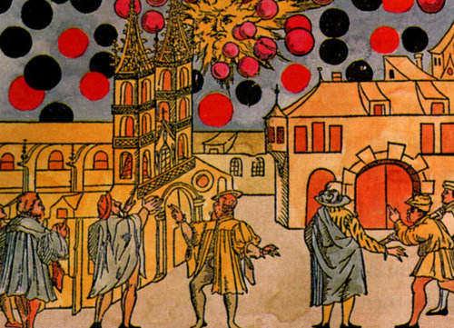 حرب العوالم في سماء نورمبيرج