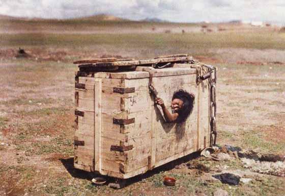 تعددت الاسباب : صندوق الموت المنغولي