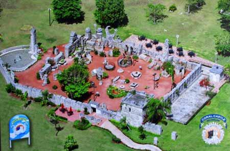 لغز قلعة المرجان