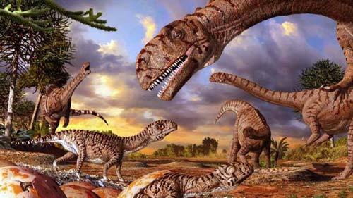 هل عاش الإنسان و الديناصور على الأرض في نفس الزمن كابوس