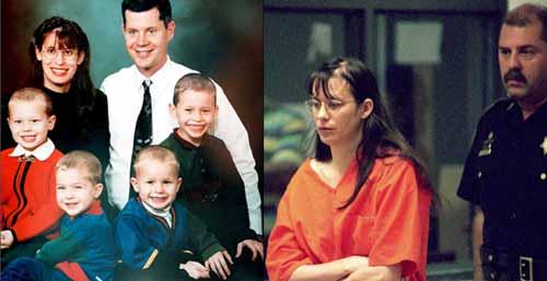 اشهر 10 جرائم مروعة لآباء قتلوا عائلاتهم
