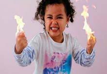 بايروكينيسيس: تسخير النار بقدرة العقل!