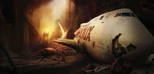 حوادث الطيران.. هل تستدعي الذعر من الطائرة ؟!