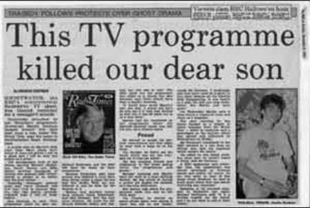 Ghost watch : البرنامج الذي أرعب بريطانيا