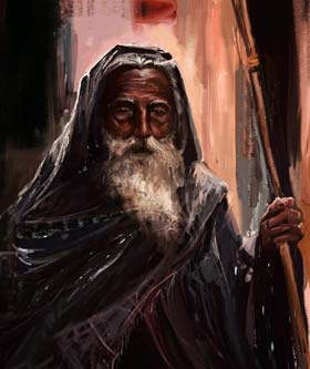 الخضر و السامري وحكاية الرجل الذي لا يموت!