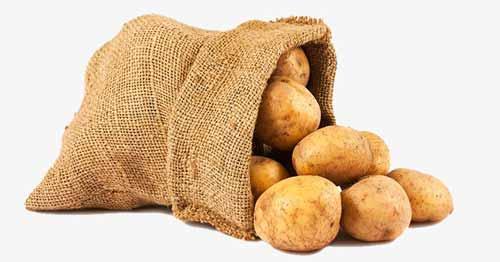 اكتناز البطاطس