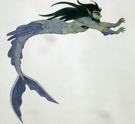 الكائن المنبوذ : غرانق البحر