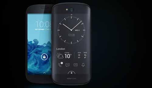 اغرب الهواتف الذكية ستصل التكنولوجيا؟!
