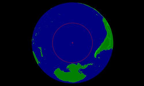 المحيط الهادي و نقطة نيمو