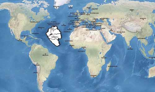 حرب نووية قبل 4500 عام!