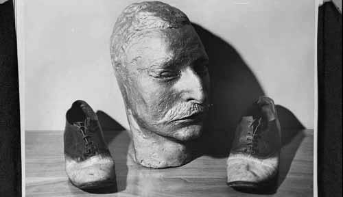 جورج باروت : الرجل الذي تحول إلى حذاء!