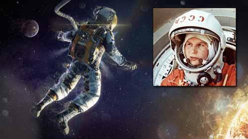 يوري غاغارين .. اول شخص يرى الارض من الفضاء