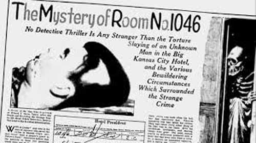 لغز جريمة القتل في الغرفة رقم 1046