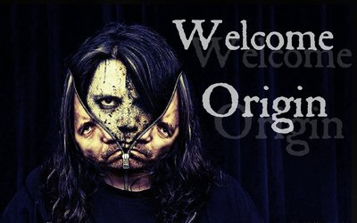 Welcome Origin