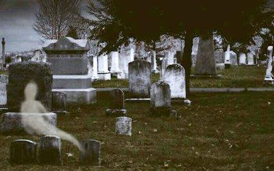 أنين الموتى و رعب القبور