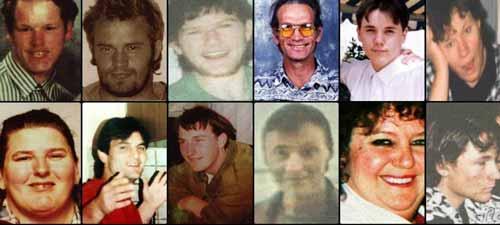 براميل الجثث التي هزت استراليا
