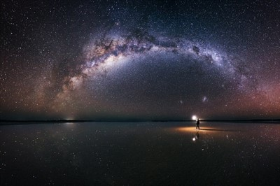 حقائق مذهلة عن الكون المدرك