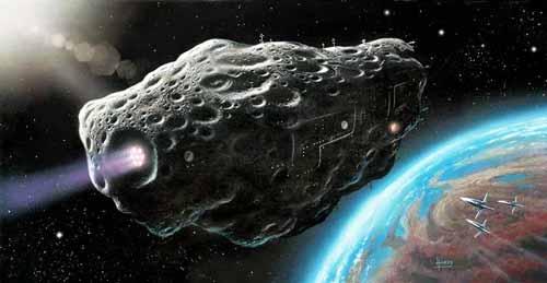 مستعمرات في الفضاء