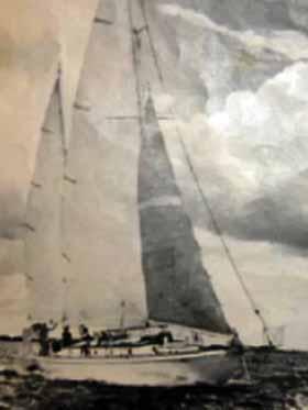 يتيمة وسط المحيط : الجريمة المروعة في قارب الموت