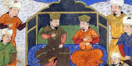 هل وصلت القبائل العربية الى التبت واستوطنتها ؟