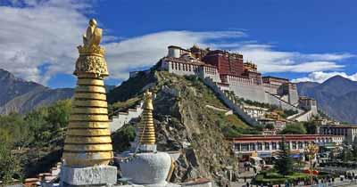التبت من مراكز الحضارة في آسيا
