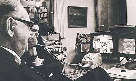 هل تعلم أن مكالمات الفيديو (السكايب) كانت موجودة قبل 140 عام