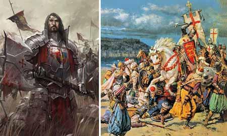 الجبابرة المحاربون: جنرالات الشيطان