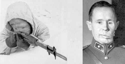 كبد القوات السوفيتية خسائر فادحة لكنه اصيب في النهاية