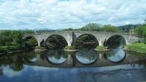 الجسر الحقيقي الذي وقعت معركة ستيرلينغ عنده
