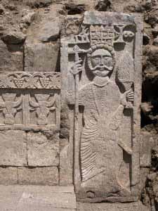 king of the Himyarite (110 BCE–520 CE)